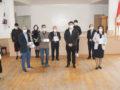 연아마틴 상원의원 주선 SDC 단체 노인회에 마스크 전달